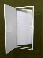 Galvanised Door