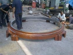 Internal Gear Ring For Cement Plant