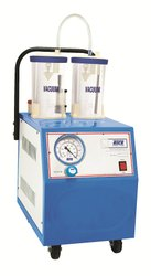 The High Vacuum - Medium Capacity Suction Unit