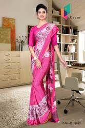 Hotel Uniform Saree
