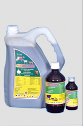 BLULIV FORTE Syrup, 120ml and 500ml