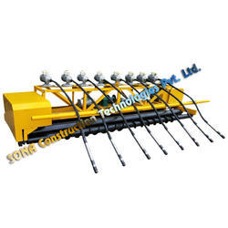 Vibrating Paver Screed Roller