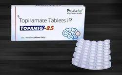 Topiramate-25 Mg & 50 Mg