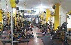 Commercial Gym Setup Platinum Series for Strength