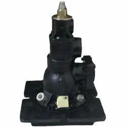 Harji Furnaces BLack / Silver Industrial Dual Fuel Burner