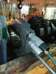 Crank Shaft Onsite Grinding