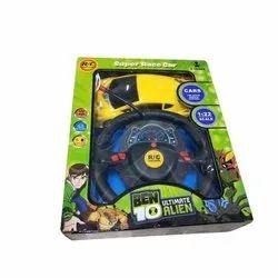 Remote Control Toy Race Car, Four