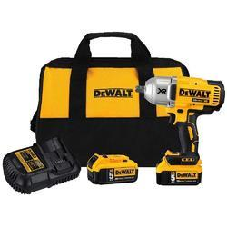 Dewalt 18v Cordless Impact Wrench 1/2 Drive  Torque 950nm