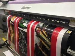 Vinyl printing, For In-shop Branding, in Delhi