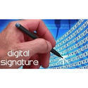 Digital Signature Service For Customs Remote Edi Filing