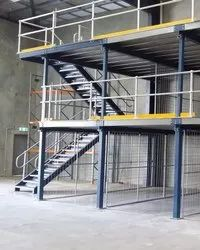PLannco Steel products Mezzanine Structure Floor