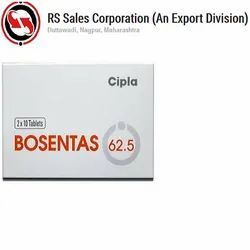 Bosentas 62.5mg Tablet