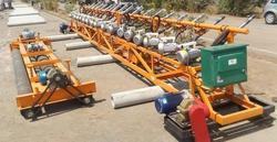 Fix Form Concrete Road Paver Finisher