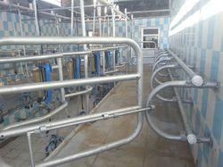 16 Point Herringbone Milking Parlor