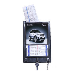 Creta Key Holder with Calendar & Later Box