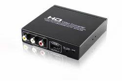 HDMI to HDMI AV CVBS RCA Converter Extractor Auto Scaler