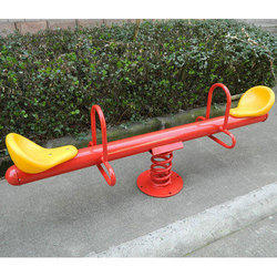 Spring See-Saw