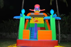 Mickey Mouse Bouncy Castle Rent Service