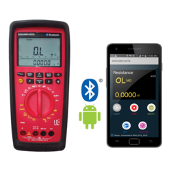Digital Bluetooth Multimeter