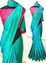 Silk Sarees with Designer Blouse