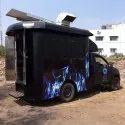 SS Food Delivery Van