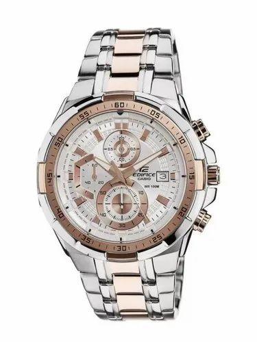 Casual Silver Casio Edifice Watches Rs 1950 Piece Luxizone Brands