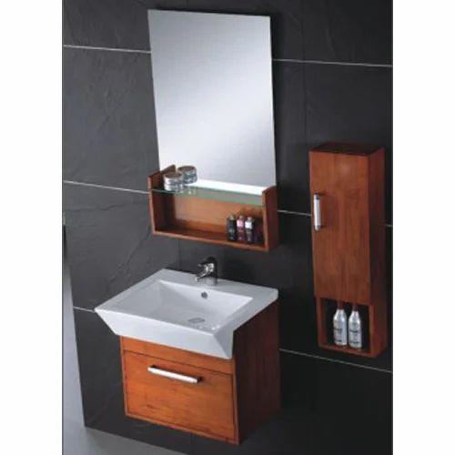 bathroom cabinet with basin solid wood bathroom