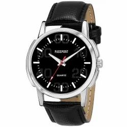 Plain Mens Analog Watch