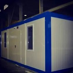Color Coated Portable Office