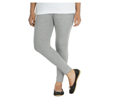 2cbf1f757055c Plain Cotton Stylish Ankle Length Stretchable Jeggings, Rs 299.00 ...