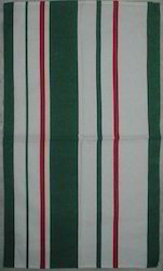 Woven Stripe Printed Kitchen Towel
