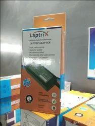 Black Laptrix Charger, for Charging