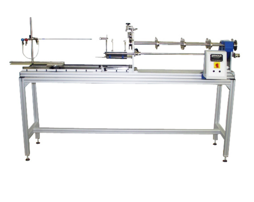 Scientico Stainless Steel Glass Tube Crack- Off Machine