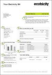 Electricity Bill Printing Service