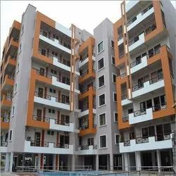 Residential Projects Concrete Frame Structures Apartment Building Contractor Service, in Nagpur
