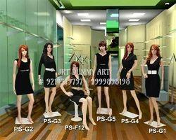 Imported Female Mannequins