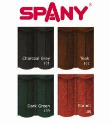 Roser Spany - Stone Coated Steel Roof.