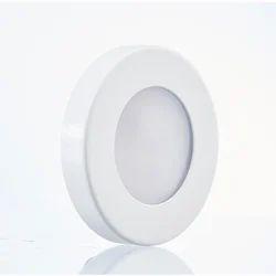 Surface LED Ceiling Light, 220 V , Shape: Round