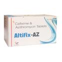 Altifix-AZ (Cefixime200 ) Tablets