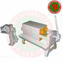 Mustard Oil Filter Press / Oil Filtration System
