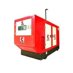 Silent or Soundproof Oil Cooling Escorts 10 KVA, For Industrial