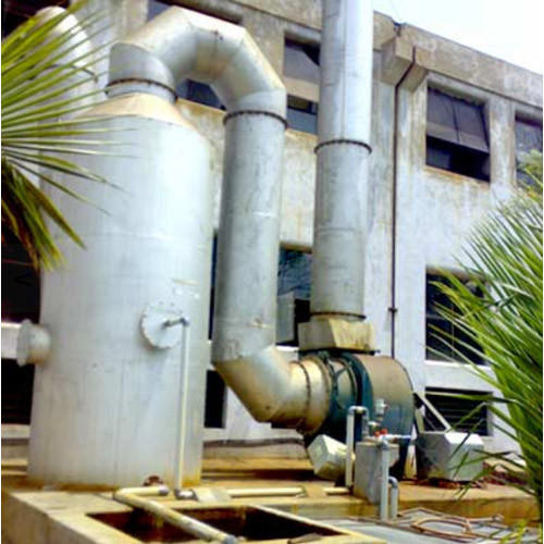 Mild Steel Air Pollution Control System