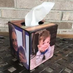 Customised Tissue Box