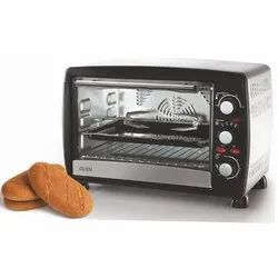 Glen 5030 30 Litre Metallic Silver 1500 W Multi Function Oven Toaster Griller For Domestic