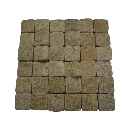 Eta Gold Rock Wall Decor
