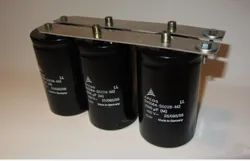 2200 uF 400 V Epcos Capacitor, for Air conditioner/Motor