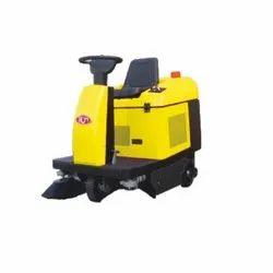 Inventa Slalom E 1100 mm Industrial Vacuum Sweeper