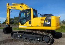 Komatsu PC210-8M0 Hydraulic Excavator, 21 ton, 147 hp