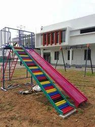 Roller Slide with Plain slide Park equipment