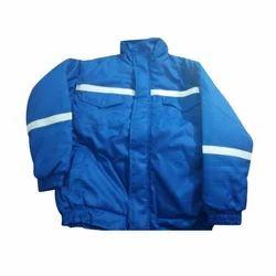 Blue Safety Jacket